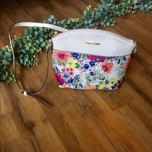 Franco Sarto | Floral Dome Crossbody Purse